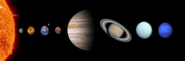 Planetenreise für Kinder, Quelle: NASA