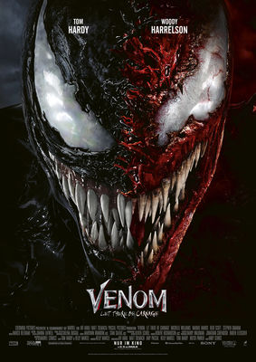 Plakat - Venom 2: Let There Be Carnage, Foto: Sony Pictures