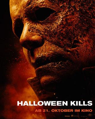 Plakat - Halloween Kills, Foto: Universal Pictures