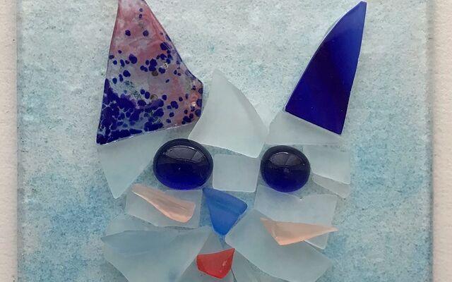 Glaskunst, Foto: M. Kuschela