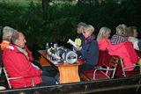 Krimi auf dem Kahn, Foto: Franziska Steinhauer, Lizenz: Franziska Steinhauer