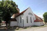 Wendische-Deutsche Doppelkirche in Vetschau, Foto: Stefan Laske, Lizenz: REG Vetschau mbH
