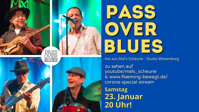 Live Stream: Pass Over Blues