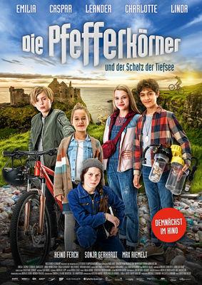 """Plakat """"Die Pfefferkörner und der Schatz der Tiefsee"""", Foto: Kino.de"""