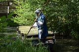 Eine Kahnfahrt mit dem Wassermann, Foto: Ralf Buchholz, Lizenz: Ralf Buchholz