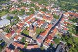 Die Altstadt aus der Vogelperspektive, Foto: Holger Neumann, Lizenz: Holger Neumann