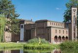 Außenansicht des Kunstmuseums, Foto: Marlies Kross, Foto: Marlies Kross, Lizenz: Brandenburgische Kulturstiftung Cottbus-Frankfurt (Oder)
