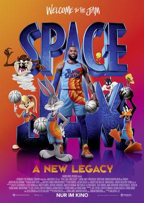 Space Jam - A New Legacy - Plakat, Foto: Warner Bros. Film GmbH, Lizenz: Warner Bros. Film GmbH