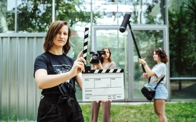 The Future of Film, Foto: Filmuni Babelsberg, Lizenz: Präsenzstelle Schwedt