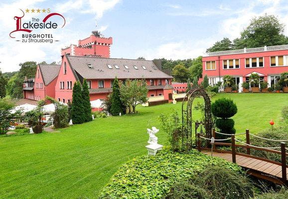 The Lakeside Burghotel zu Strausberg, Foto: The Lakeside Burghotel zu Strausberg