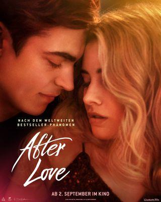 After Love - Plakat, Foto: Constantin Film GmbH & Co. Verleih KG, Lizenz: Constantin Film GmbH & Co. Verleih KG