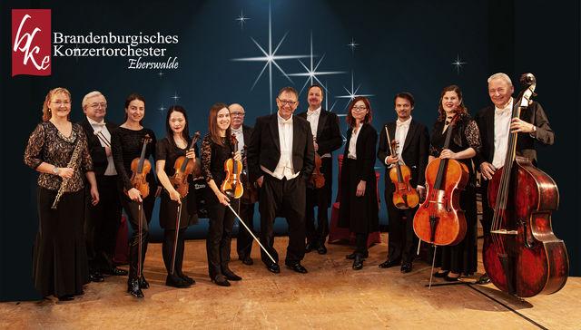 Brandenburgisches Konzertorchester Eberswalde, Foto: Ulrich Blume, Lizenz: Ulrich Blume
