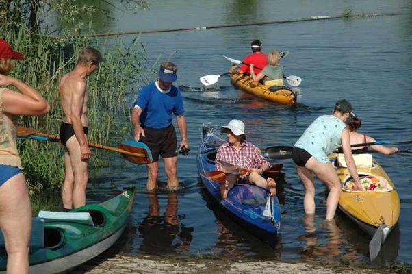 Teilnehmer der Tour der letzten Jahre; Foto: Naturwacht
