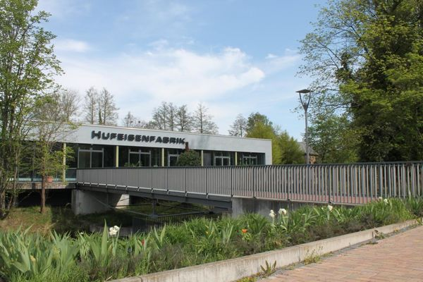 Hufeisenfabrik Familiengarten, Foto: Kulturamt, Lizenz: Frau Stöwe