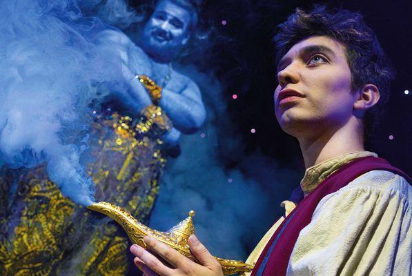 Aladin - Das Musical, Foto: Agentur