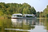 Fahrgastschiff MS Kronprinz Friedrich, Foto: S. Traub/foto-design, Lizenz: Tourismus-Service BürgerBahnhof GmbH