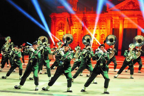 Musikparade 2018 - Europas größte Tournee der Militär- und Blasmusik (14.30 Uhr)