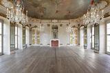 Spiegelsaal im Schloss Rheinsberg, Foto: Henry Mundt, Lizenz: SPSG