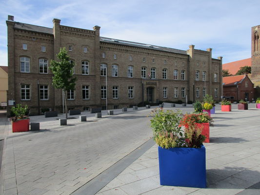 Rathaus Prenzlau , Foto: Anet Hoppe