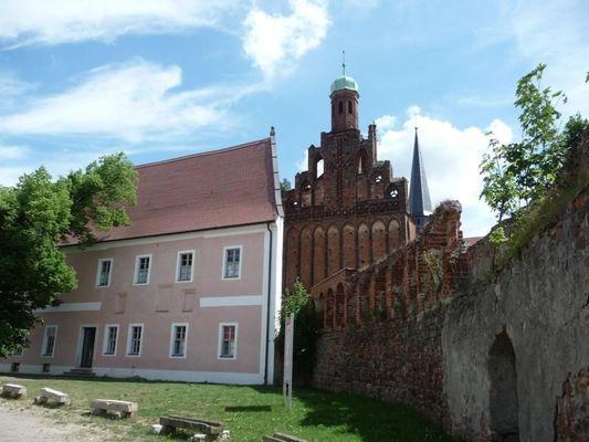 Kloster Mühlberg, Foto: TV EEL, Lizenz: TV EEL