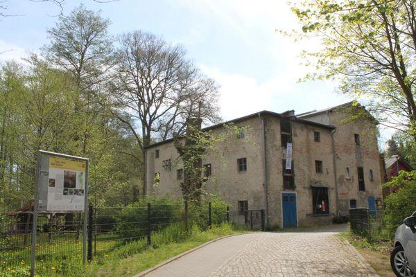 Zainhammer Mühle, Foto: Kulturamt, Lizenz: Frau Stöwe