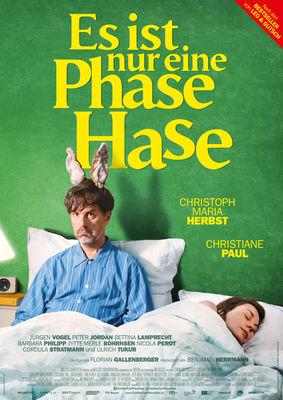 Plakat - Es ist nur eine Phase, Hase, Foto: Majestic
