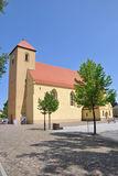 St. Laurentius Kirche Rheinsberg, Foto: KG Rheinsberg, Lizenz: KG Rheinsberg