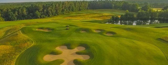 Golfplatz, Foto: Golfpark Schloss Wilkendorf