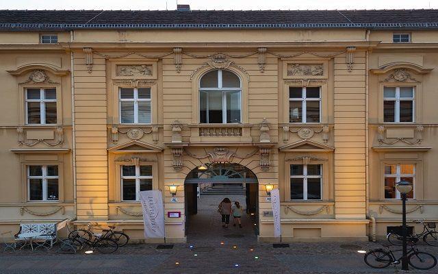 Eingang Nikolaisaal, Foto: PMSG, André Stiebitz