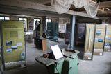 Ausstellung im Produktenmagazin, Foto: N. Medack, Lizenz: Amt Peitz