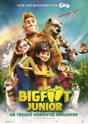 Bigfoot Junior 2 - Plakat, Foto: kino. de, Lizenz: kino.de