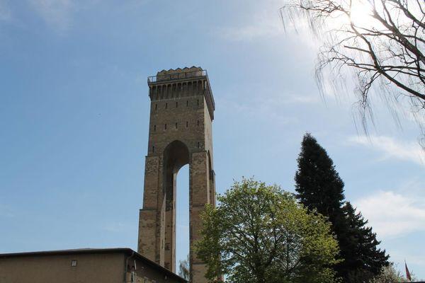 Finower Wasserturm, Foto: Kulturamt, Lizenz: Frau Stöwe