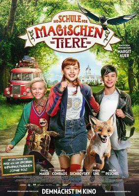 Plakat - Die Schule der magischen Tiere, Foto: Kino.de