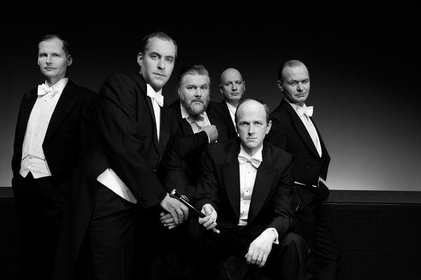Comedian Harmonists, Foto: Anna Yve