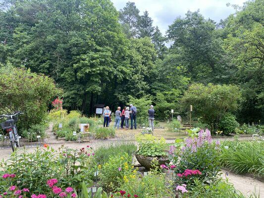 Lehmann-Garten Templin