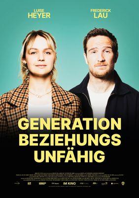 Generation Beziehungsunfähig - Plakat, Foto: Warner Bros. Film GmbH, Lizenz: Warner Bros. Film GmbH