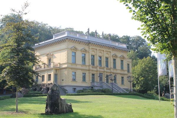 Märchenvilla in Eberswalde
