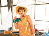 Frau Krause macht Urlaub_Erlebnisführung Urlaub in der DDR, Foto: Linke, Lizenz: Museum OSL