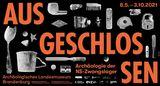 Plakat zur Sonderausstellung, Foto: Archäologisches Landesmuseum