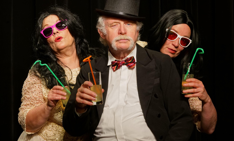 DreyerPack - Kabarett trifft freie Liebe, Foto: M. Härtig