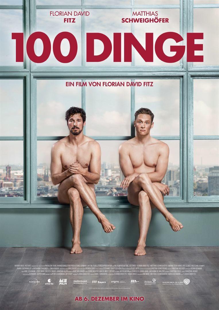 Filmplakat 100Dinge