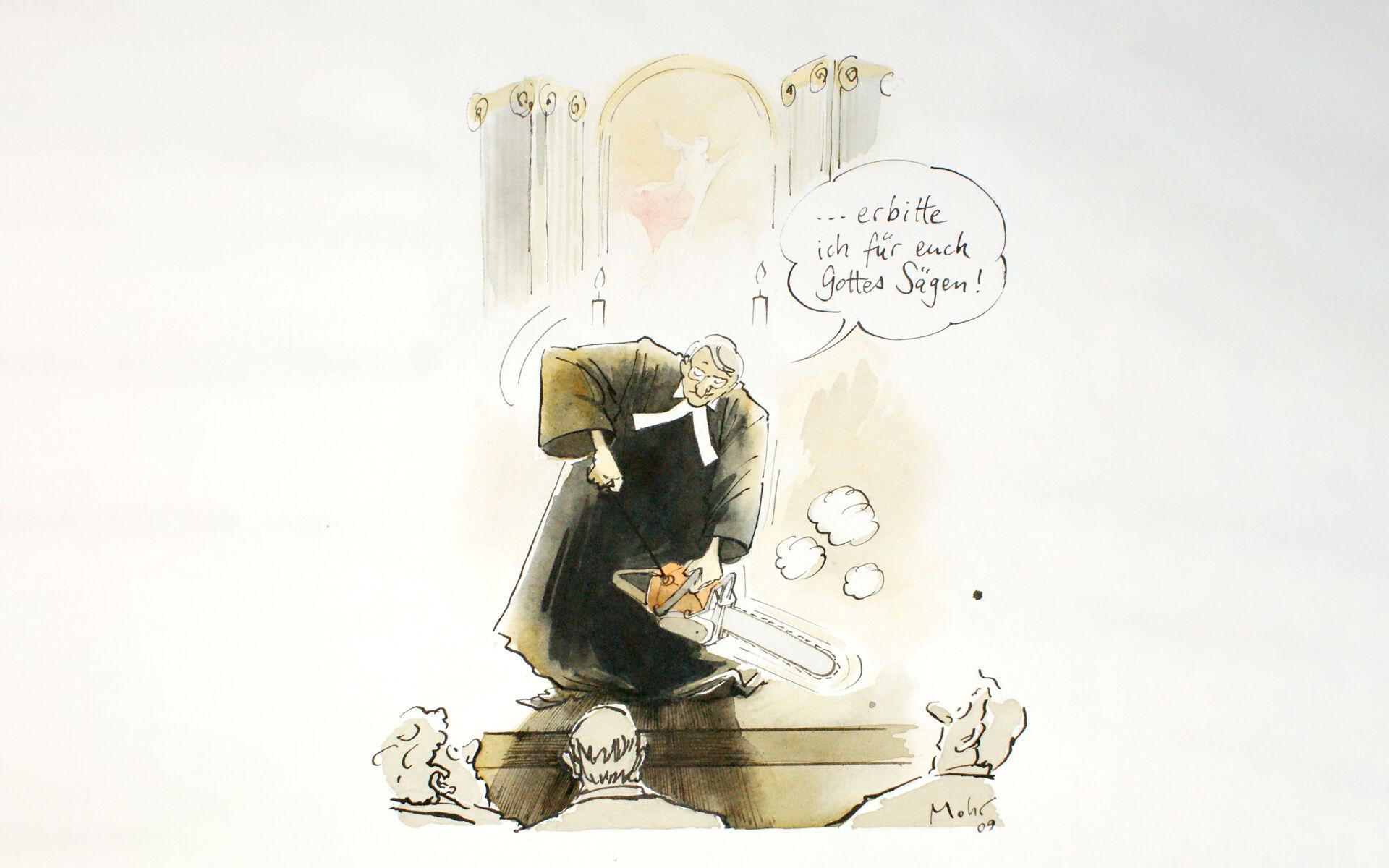 Orgelkonzert in der Nikolaikirche zum Spreewaldatelier 2019, Foto: frameratemedia, Lizenz: LÜBBENAUBRÜCKE