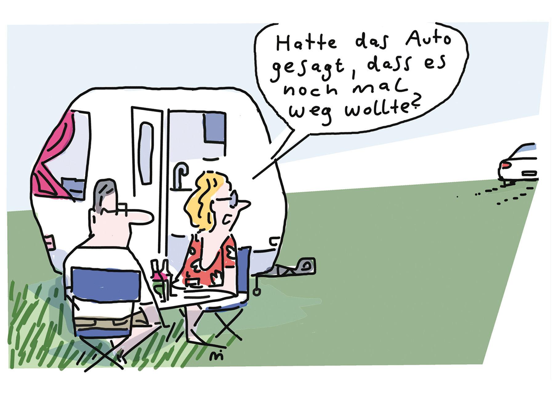 Cartoon von Dirk Meissner, Foto: Dirk Meissner, Lizenz: Dirk Meissner