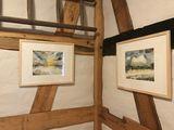 Ausstellung Der Himmel über der Uckermark, Foto: Anet Hoppe