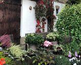 Garten am Café Eigenart, Foto: Nicoela Dreikorn