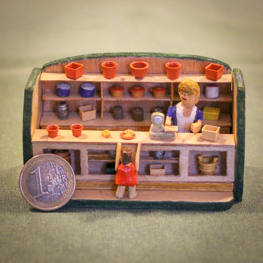 Walter Großpietsch – ein Lebenswerk in Miniatur, Foto: Linke, Lizenz: Museum OSL