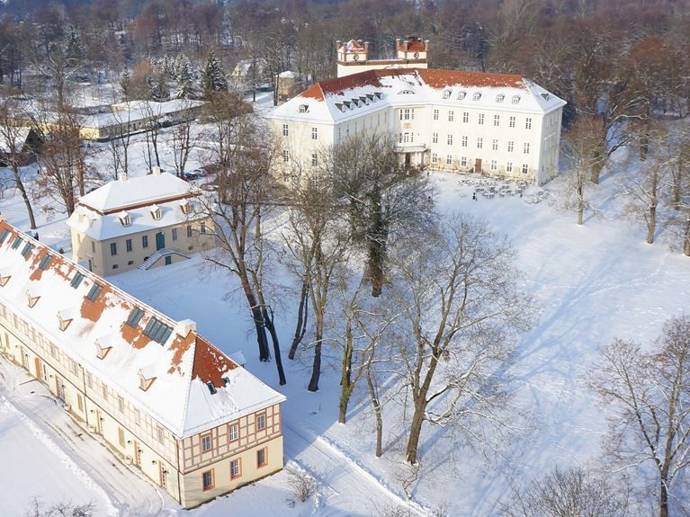 Schloss Lübbenau im Spreewald , Foto: Marcel Blasseck, Lizenz: Schloss Lübbenau im Spreewald
