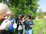 Wildpflanzen Exkursion mit pratensis, Foto: Anet Hoppe