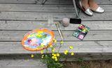 Workshop - Blumen für Dich!, Foto: Silke Schmidt