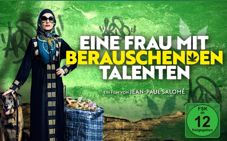Eine Frau mit berauschenden Talenten, Foto: Filmplakat